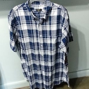 Club Room short sleeve shirt NWT
